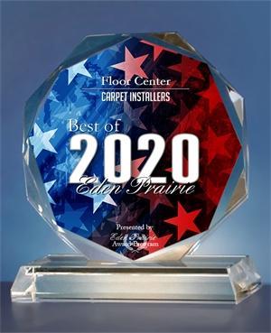 2020 Best Of Eden Prairie Carpet Installers