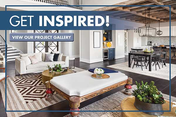 Get Inspired! View our project gallery!