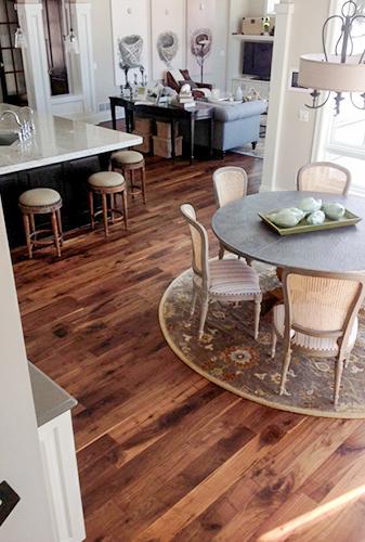Kitchen remodel by Erskine Interiors