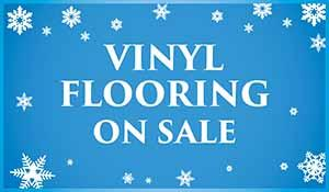 New Year New Floor Sale! Vinyl flooring starting at $2.80 sq.ft. - Up to 12 months interest free financing - Only at Erskine Floors & Interiors